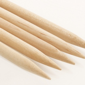 Basic Double Pointed Needles Birch 20cm
