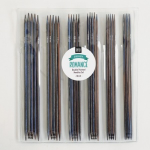 Pro Romance Double Pointed Needles Set