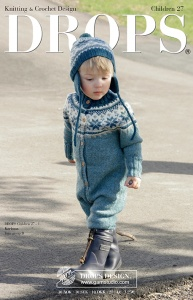 Drops Pattern Catalogue Children 27