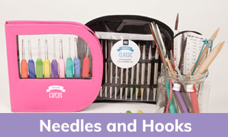 Needles and Hooks