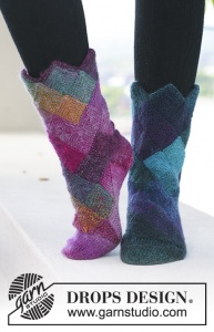 DROPS Mirage Socks