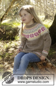 DROPS Prairie Fairie Jumper