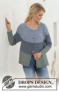 DROPS Sweet Nothing Cardigan
