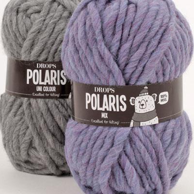 Drops Polaris Super Chunky 100 Wool Yarn