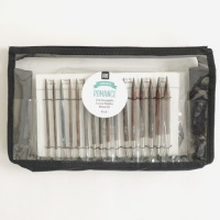 Pro Romance Interchangeable Circular Needles Deluxe Set