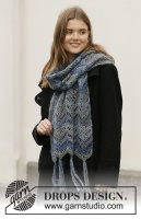DROPS Oceanic Scarf