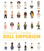 Edward's Crochet Doll Emporium by Kerry Lord